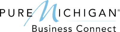 Pure Michigan Business Connect logo